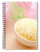 Bath Sea Salts Spiral Notebook