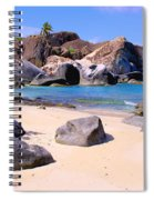 Baths Bvi Spiral Notebook