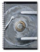 Batman 1966 Tv Show Safe Painting Spiral Notebook