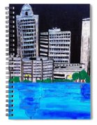 Baton Rouge La  Spiral Notebook