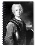 Batoni Monsieur De Salle Spiral Notebook
