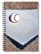 Batter Up Spiral Notebook