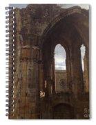 Battered But Standing Spiral Notebook