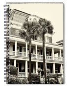 Battery Carriage House Inn Spiral Notebook