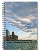 Battery Park City 2013 Spiral Notebook