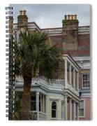 Battery Sky Line Spiral Notebook