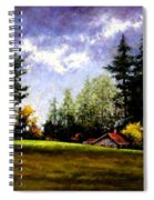 Battle Ground Park Spiral Notebook