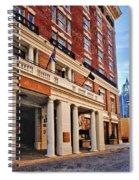Battle House Spiral Notebook