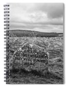 Battle Of Culloden Spiral Notebook