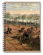 Battle Of Gettysburg Spiral Notebook