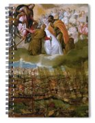 Battle Of Lepanto Spiral Notebook