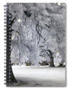Battlefield Sentinel Spiral Notebook