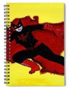 Batwoman Spiral Notebook