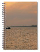 Bay Fishing Spiral Notebook