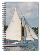 Bay Lady 1270 Spiral Notebook