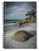 Bay Of Fires 2 Spiral Notebook