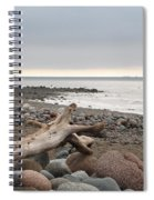 Bay Of Fundy Spiral Notebook