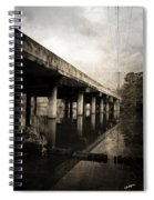 Bay View Bridge Spiral Notebook
