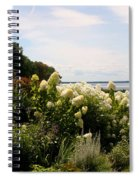Bay View Bristol Rhode Island Spiral Notebook