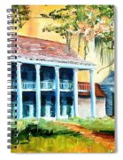 Bayou Country Spiral Notebook