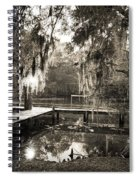 Bayou Evening Spiral Notebook