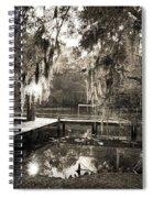 Bayou Evening Spiral Notebook