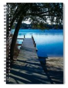 Bayou Texar  Spiral Notebook