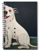Baz The Dog Spiral Notebook