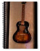 Bb King's Guitar Spiral Notebook