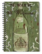 Be Our Guest Spiral Notebook