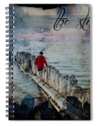 Be Still Spiral Notebook