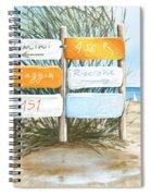 Beach 151 Spiral Notebook