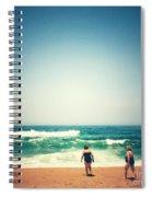 Beach 6 Spiral Notebook