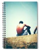Beach 7 Spiral Notebook