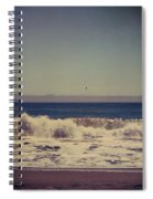 Beach Days Spiral Notebook