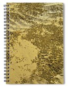 Beach Desertscape Spiral Notebook