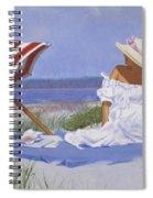 Beach Dreams Spiral Notebook