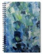 Beach Glass Spiral Notebook