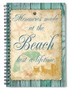 Beach Notes-a Spiral Notebook