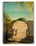 Beach Paradize Spiral Notebook