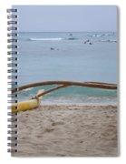 Beach Play Spiral Notebook