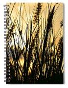 Beach Rise Spiral Notebook
