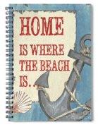 Beach Time 2 Spiral Notebook