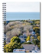 Beach Town Spiral Notebook