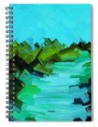Beach Track 2 Spiral Notebook