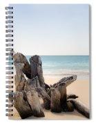 Beach Trunk Spiral Notebook