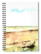 Beach View Spiral Notebook