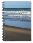 Beach Waves 1 Spiral Notebook