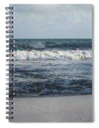 Beach Waves 2 Spiral Notebook