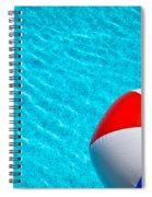 Beachball 1 Spiral Notebook